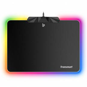 Килимок для миші Tronsmart Shine X RGB Gaming Mouse Pad Black