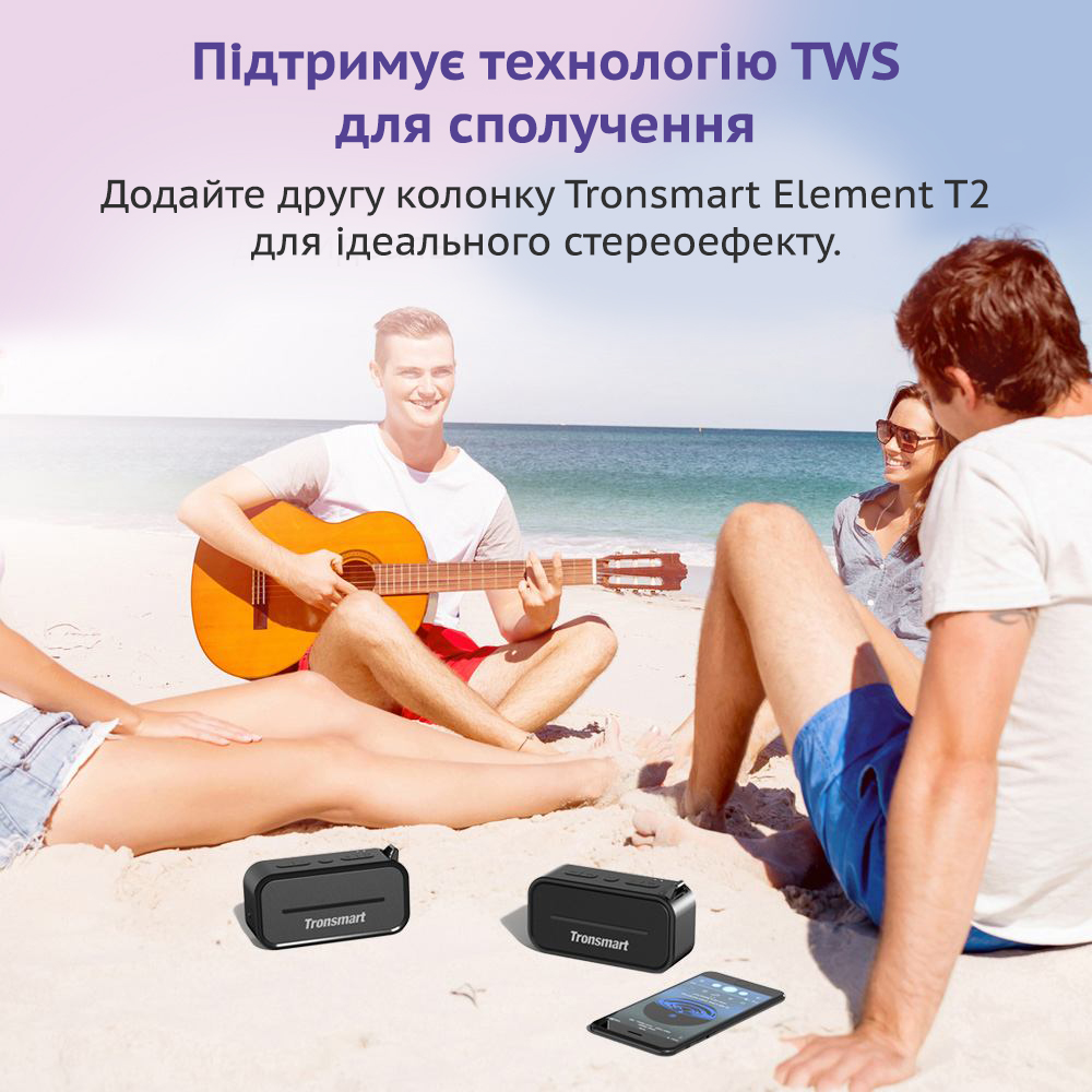 купити tronsmart element t2