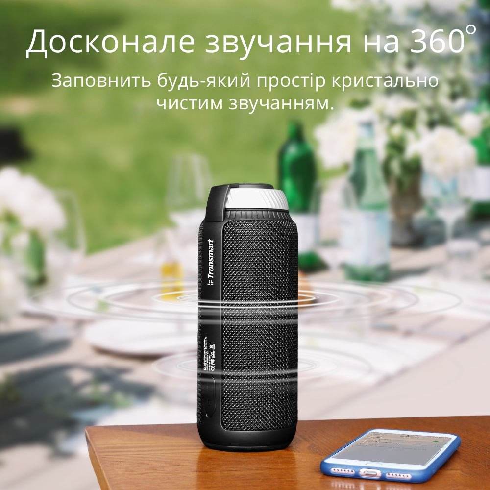 портативна колонка Tronsmart Element T6